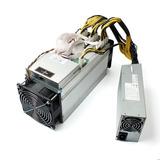 Mineradora Bitcoin Antminer V9 4.0th/s C/ Fonte P/entrega