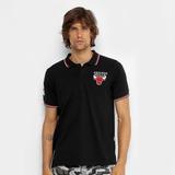 Camisa Polo Nba Chicago Bulls 17 Masculina 8c34a93ae5189