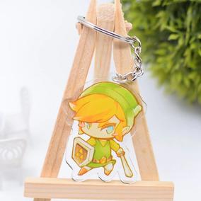 Chaveiro Link Zelda Game Nintendo Jogo