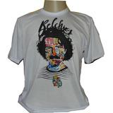 Camiseta Fora Temer Volta Belchior no Mercado Livre Brasil 043b4d94de8
