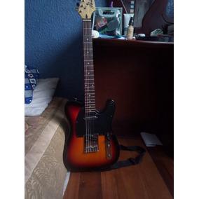 Vendo Guitarra Eléctrica Tipo Telecaster Excelente Estado