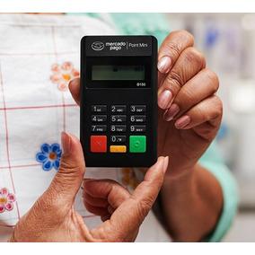 Maquininha Passa Cartão Com Chip Mini Point Maquina Credito