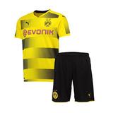 Uniforme Borussia Dortmund - Camisa Borussia Dortmund no Mercado ... f81f4051fb8e3