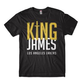 d834c7828 Bermuda Lebron James - Camisetas e Blusas no Mercado Livre Brasil