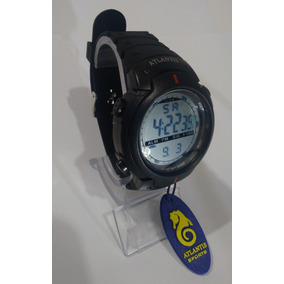 a8459dce190 Relogio Atlantis 7330 - Joias e Relógios no Mercado Livre Brasil