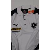 Camisa Botafogo Puma Polo Viagem Oficial Nova 2013 2014 28d0730c63f29