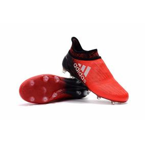 separation shoes e3047 922b0 Tacos adidas X 16+ Purechaos Red Limit