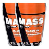2x Mass Titanium Premium 14400 3kg (6kg) New Millen + Brind