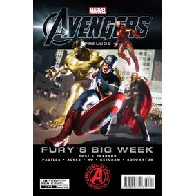 Marvel The Avengers Prelude - Volume 3