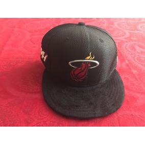 Gorra New Era Pana Nba Miami Heat 9 Fifty Original 85500b12f7f
