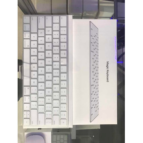 Teclado Apple Magic Keyboard 2