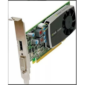 Quadro 600 1gb - Pci Placa De Video Nvidia