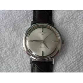 Reloj Longines Original En Acero Automatico