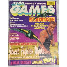 Revistas Supergamepower + 1 Ação Games