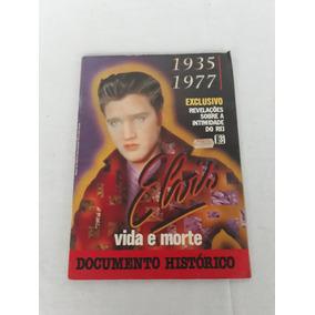 Revista Elvis Presley Vida E Morte Documento Histórico