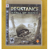 Resistance Fall Of Man Ps3* Play Magic