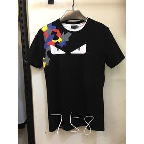 Fendi Camiseta - Ropa y Accesorios en Mercado Libre Colombia 8900793ad9df0