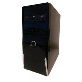 Case Atx Myo Negro Estandar / Fuente 500 W