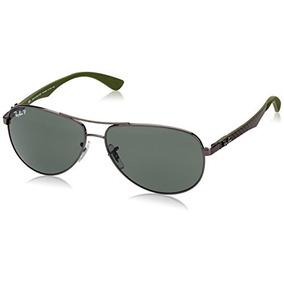 77ab4b6a57 Gafas Ray Ban Tech Fibra De Carbono Rb8307 Aviador Original - Gafas ...