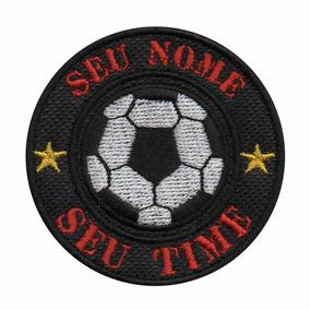Patch Bordado Termocolante Time Futebol - Artigos de Armarinho no ... c5feba9e88ffe