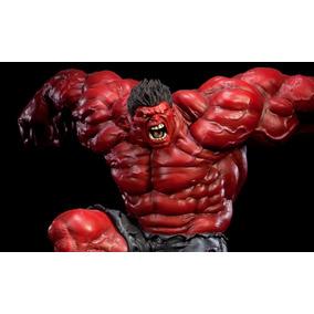 Red Hulk Comiquette