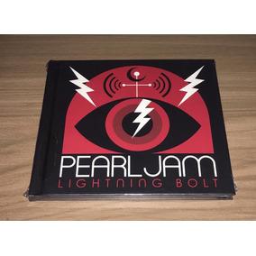 Cd Pearl Jam - Lightning Bolt (digibook) Lacrado Frete Grati
