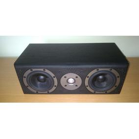 Caixa Acústica Central B&w Lcr3 Center Speaker