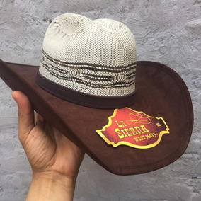 Sombrero Vaquero De Gamuzina Cafe Horma Chihuahua Taiwan 01 fcaea05b30a