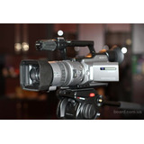 Camara De Video Profesional Sony Usada