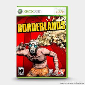 Borderlands - Original Para Xbox 360 - Novo