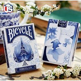 Baralho Bicycle Porcelain