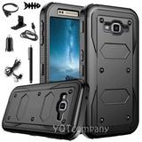 Black - Para Samsung Galaxy On5 Teléfono A Prueba De Go-2566