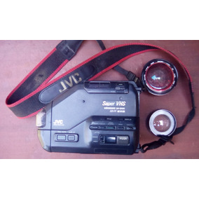 Camara Filmadora Jvc Super Vhs Videomovie Gr-sx90