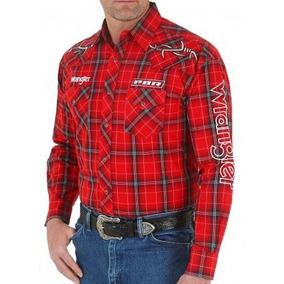 Camisa Wrangler Pbr Importada 41c136952400000 2c8d1718c68