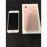 iPhone 7 Rose 32gb Usado