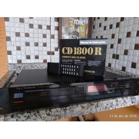 Cd Player Cygnus Cd1800 - Não Envio