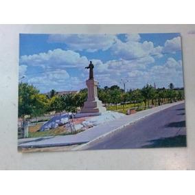 Cartão Postal - Vista Entrada Da Cidade - Canindé - Ce -