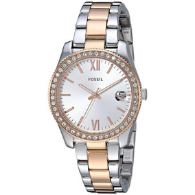 6e378f4b0d51 Elegante Reloj Para Dama Marca Fossil Modelo Es9381 - Reloj de ...