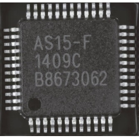 Kit C/ 3 Ci Smd As15-f As15f Original Lacrado Para Placa Lcd