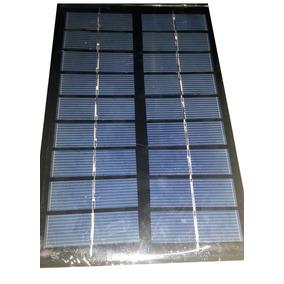 Panel Solar 3w - 6v - Lms-ps3w