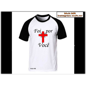 Camisetas Personalizadas  Mult Mr  Jesusfoi Por Você b51310e9963