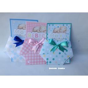Invitaciones Pañales Para Baby Shower