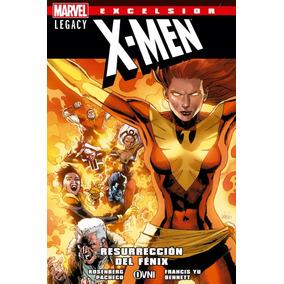 Cómic, Marvel Excelsior X-men: Resurrección Del Fénix Ovni