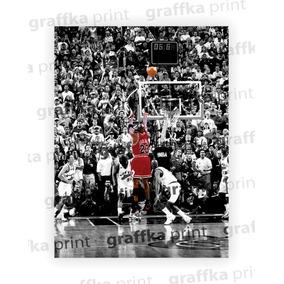 Poster Michael Jordan #2 30x40cm Papel Couche 300g