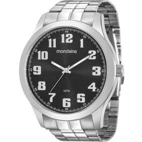 674600eeca1 Relógio Mondaine Masculino Urbano 78460g0mbna1 - Relógios De Pulso ...