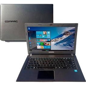 Notebook Compaq Intel Dual Core 4gb Hd500gb Tela 14 Wind10