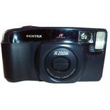 Camara Pentax Iq Zoom 60 Con Funda