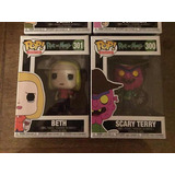Funko Pop Rick And Morty Scary Terry Beth