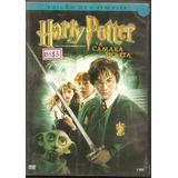 Dvd - B813nv - Harry Potter E A Câmara Secreta - Aventura