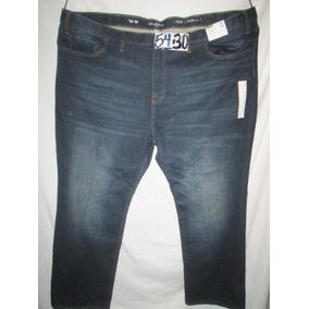 Pantalon Jeans Azul Mezclilla Talla 54x30 Goodfellow